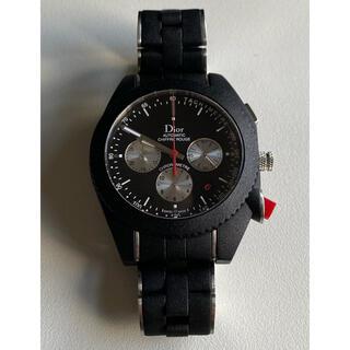 ディオールオム(DIOR HOMME)のDior homme シフルルージュ BLACKTIME(腕時計(アナログ))