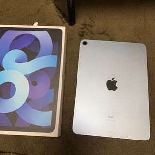 アップル(Apple)のコシマル様専用iPod Air 4 スカイブルー(その他)