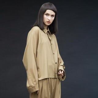 エドウィナホール(Edwina Hoerl)のmy beautiful landlet L/S big shirt (シャツ)