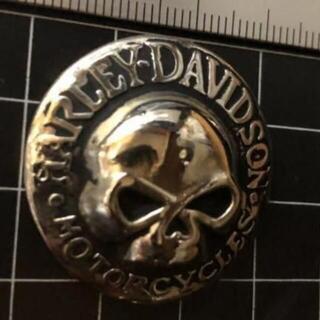 ハーレーダビッドソン(Harley Davidson)のハーレーダビッドソン★スカル・ドクロ★コンチョ(装備/装具)