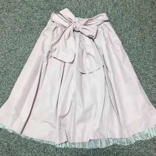 LIZ LISA - LIZ LISA リボンスカート