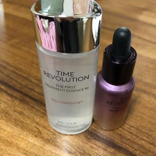 ミシャ(MISSHA)のミシャ タイムレボリューション 化粧水&美容液(サンプル/トライアルキット)