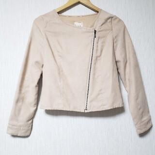 MIIA - MIIA ノーカラージャケット