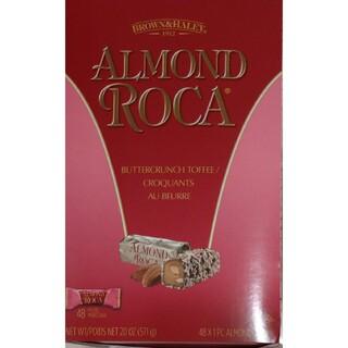 チョコレート アーモンドロカ 48袋セット(菓子/デザート)