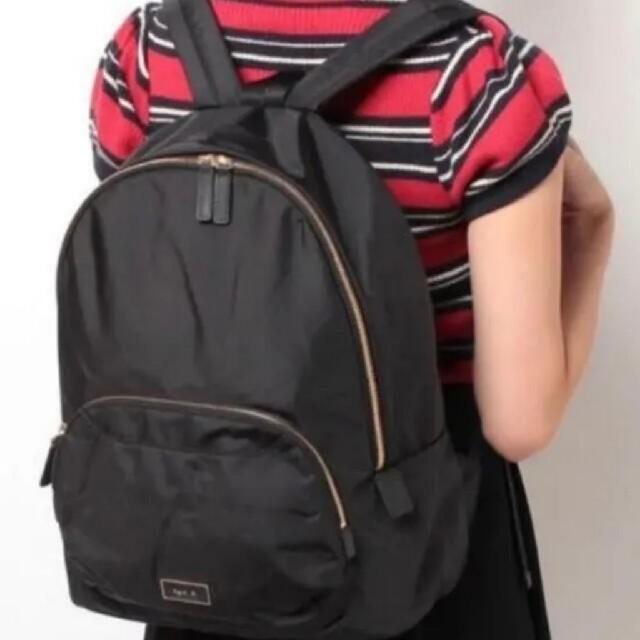 agnes b.(アニエスベー)のアニエスベー リュック バックパック 新品未使用 レディースのバッグ(リュック/バックパック)の商品写真