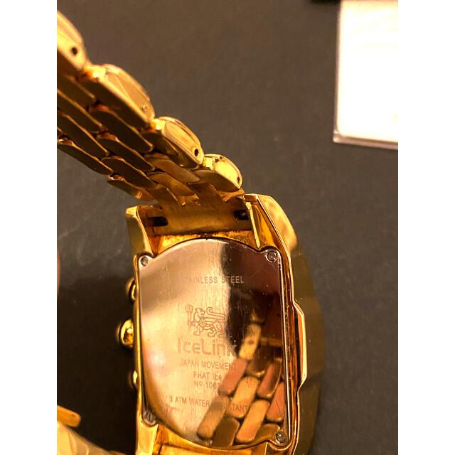 AVALANCHE(アヴァランチ)のICELINK 腕時計 超レア 美品 メンズの時計(腕時計(アナログ))の商品写真
