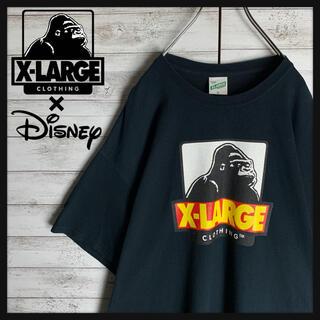 XLARGE - 【希少XLサイズ】エクストララージ×ディズニー☆両面プリントtシャツ 限定コラボ