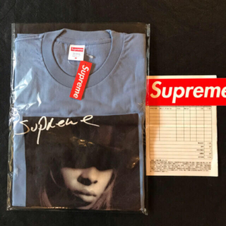 シュプリーム(Supreme)の【M】Supreme  Mary J. Blige Tee シュプリーム  T(Tシャツ/カットソー(半袖/袖なし))