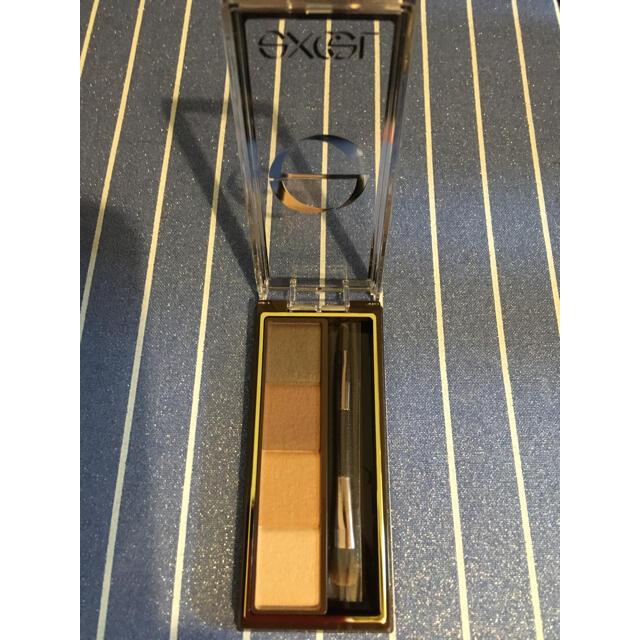 noevir(ノエビア)のエクセル スタイリング パウダーアイブロウ SE03 ピンクブラウン(1コ入) コスメ/美容のベースメイク/化粧品(アイブロウペンシル)の商品写真