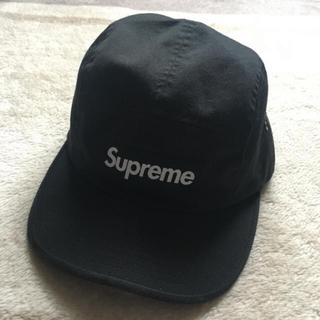 シュプリーム(Supreme)のSupreme キャップ BLACK(キャップ)