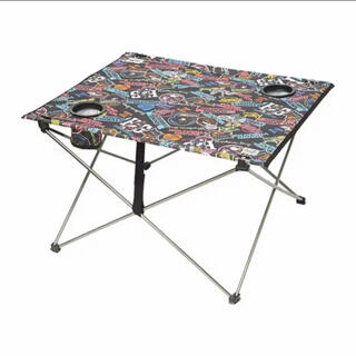 ヒステリックグラマー(HYSTERIC GLAMOUR)のhysteric glamour  アウトドアテーブル(アウトドアテーブル)