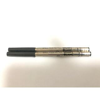 モンブラン(MONTBLANC)の(新品)MONTBLANCモンブランボールペン リフィル2本(ペン/マーカー)