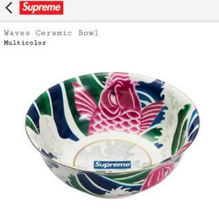 シュプリーム(Supreme)のSupreme Waves Ceramic Bowl シュプリーム 皿 (食器)