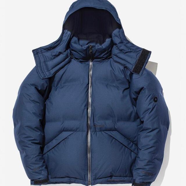 MARMOT(マーモット)のVAINL ARCHIVE x Marmot  PUFF HOODY メンズのジャケット/アウター(ダウンジャケット)の商品写真