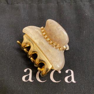 アッカ(acca)のacca ニューコラーナ クリップ(バレッタ/ヘアクリップ)