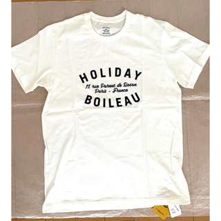 L'Appartement DEUXIEME CLASSE - L'Appartement ◇HOLIDAY T-SHIRT  Tシャツ 36