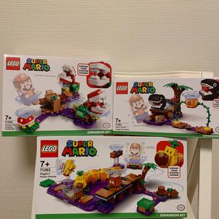 レゴ(Lego)の新品LEGOスーパーマリオexpansion SET(積み木/ブロック)