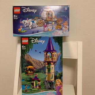 レゴ(Lego)の新品LEGOディズニープリンセスシリーズセット(積み木/ブロック)