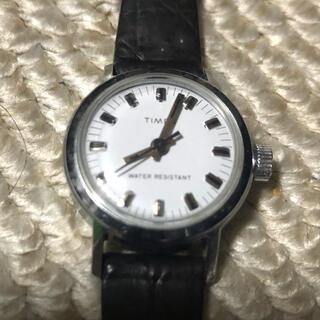 TIMEX 手巻き腕時計