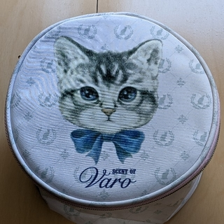 Maison de FLEUR - メゾンドフルール Varo ムック本 丸型 猫柄 バニティ