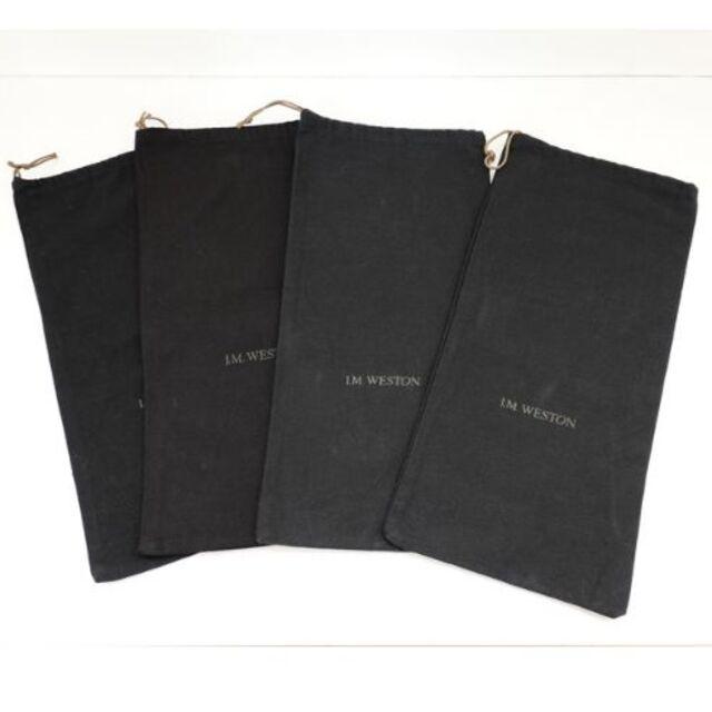 J.M. WESTON(ジェーエムウエストン)のJ.M. WESTON ジェイエムウエストン シューズ袋 保存袋 メンズの靴/シューズ(その他)の商品写真
