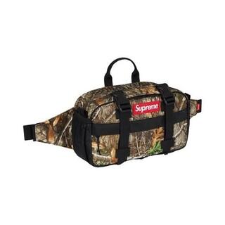 Supreme - 19aw Supreme Waist Bag Real Tree Camo