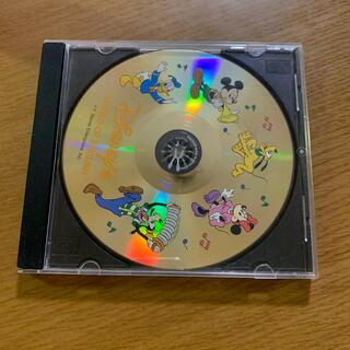 ディズニー(Disney)のDisney's World of English サンプルCD(キッズ/ファミリー)