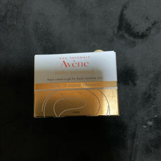 アベンヌ(Avene)のアベンヌミルキージェルエンリッチ50g(オールインワン化粧品)