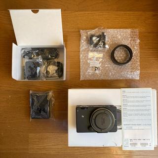 シグマ(SIGMA)のSIGMA fp 45mm F2.8 DG DN レンズキット+動画セット(デジタル一眼)