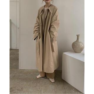 トゥデイフル(TODAYFUL)のAmiur over trench coat(トレンチコート)