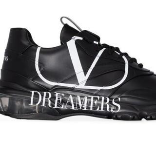 ヴァレンティノ(VALENTINO)のValentino Sneakers Bounce Vlogo Dreamers(スニーカー)