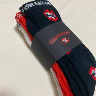 クロムハーツ(Chrome Hearts)のクロムハーツ 靴下 セットL(ソックス)