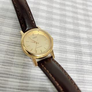カシオ(CASIO)のCASIO QUARTZ 腕時計 レディース(腕時計)