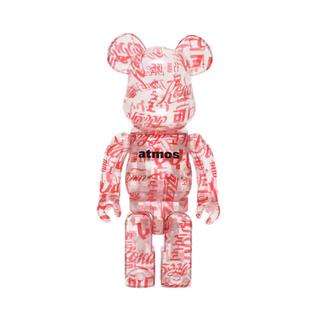 メディコムトイ(MEDICOM TOY)の ベアブリック atmos × Coca-Cola 1000% CLEAR  (その他)