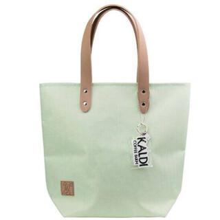 カルディ(KALDI)のカルディ 春のコーヒーバッグ トートバッグ KALDI エコバッグ 新品 未使用(トートバッグ)