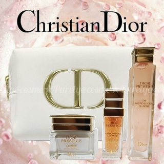 Dior - 【Dior】 ディオール プレステージ コフレ ユイル ド ローズ セラム 他