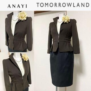 アナイ(ANAYI)の⁑【美品】ANAYI✖️ tomorrowlandセレモニーフォーマルスーツ(スーツ)