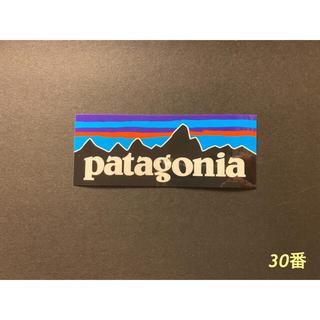 patagonia - パタゴニア Patagonia  ステッカー 正規品 30番