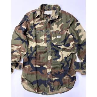 デニムアンドサプライラルフローレン(Denim & Supply Ralph Lauren)のラルフローレン  デニム&サプライ カモフラシャツ(シャツ)