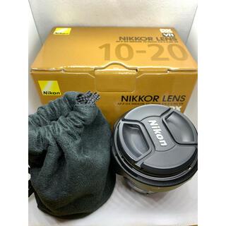 Nikon - ニコン AF-P DX NIKKOR 10-20mm f/4.5-5.6G VR
