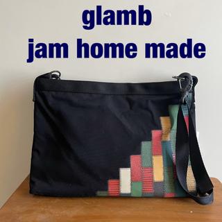 glamb - glamb グラム JAM HOME MADE サコッシュ ショルダーバッグ