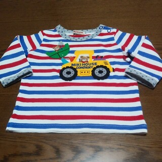 mikihouse - ミキハウス長袖Tシャツ70