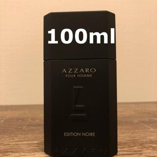 アザロ(AZZARO)のアザロ プールオム エディションノワール AZZARO レア(香水(男性用))