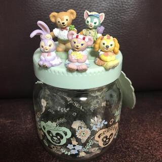 ダッフィー(ダッフィー)のダッフィーフレンズ スプリングインブルーム アソーテッドティー(茶)