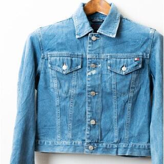 トミー(TOMMY)のtommy jeans トミージーンズ デニムジャケット(Gジャン/デニムジャケット)