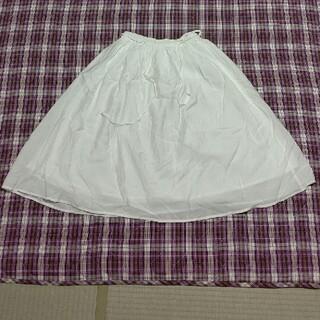 バックナンバー(BACK NUMBER)のBack Number スカート M(ひざ丈スカート)