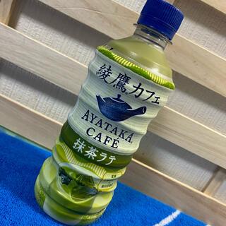 コカコーラ(コカ・コーラ)の綾鷹抹茶カフェ3本(茶)