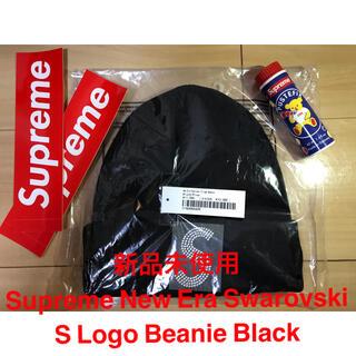 シュプリーム(Supreme)のSupreme New Era Swarovski S Logo Beanie(ニット帽/ビーニー)
