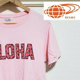 ハリウッドランチマーケット(HOLLYWOOD RANCH MARKET)のBEAMS アロハTシャツ(シャツ)