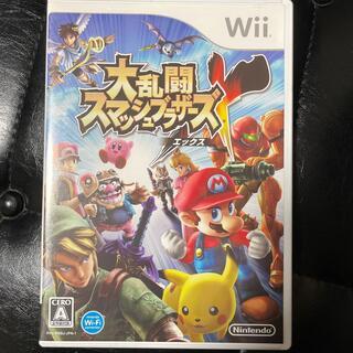 Wii - 大乱闘スマッシュブラザーズX Wii